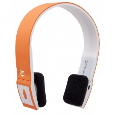 Cuffia Wireless Freestyle arancio