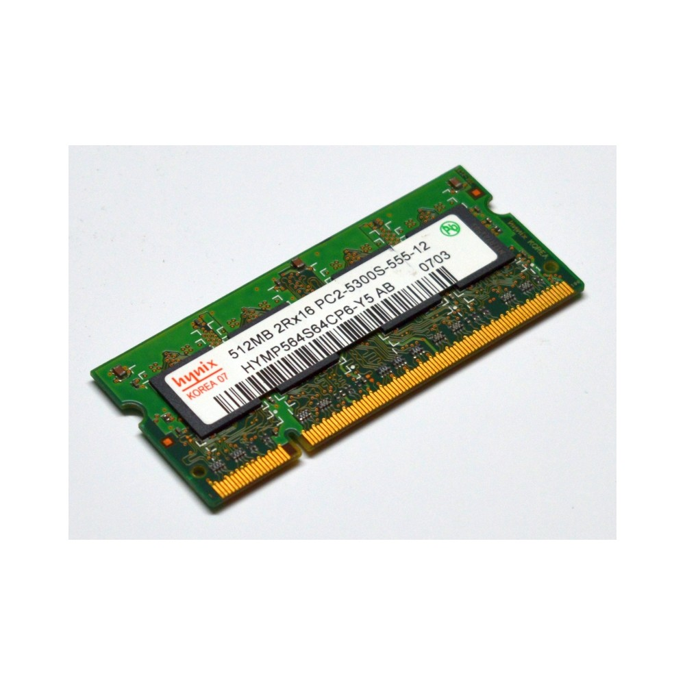 SODIMM 512MB DDR2 PC2-5300S