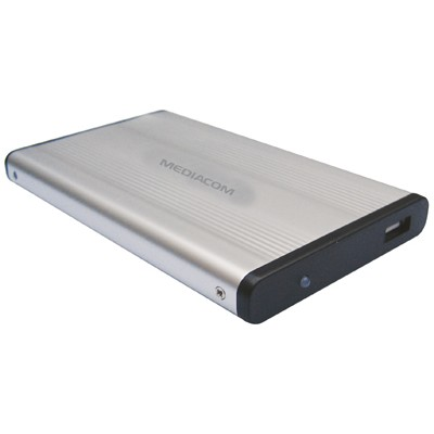 Hard Disk USB2.0 Mobile - Silver