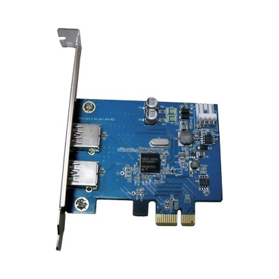 Scheda PCI-Express to USB-3.0